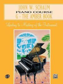 John W  Schaum Piano Course PDF