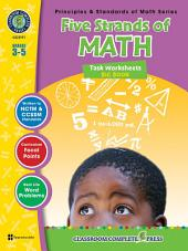 Five Strands of Math - Tasks Big Book Gr. 3-5