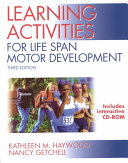 Learning Activities for Life Span Motor Development