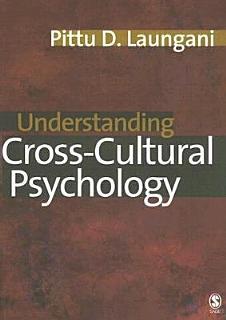 Understanding Cross Cultural Psychology Book
