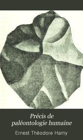 Précis de paléontologie humaine