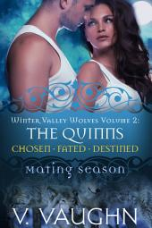 The Quinns - Winter Valley Wolves: Mating Season
