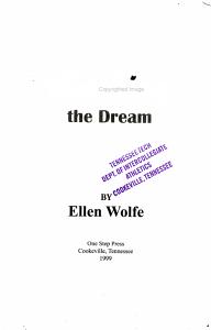 Walking the Dream
