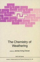 The Chemistry of Weathering PDF