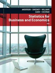 Statistics For Business Economics Book PDF