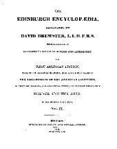 The Edinburgh Encyclopaedia: Volume 9