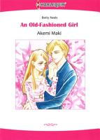 An Old Fashioned Girl PDF