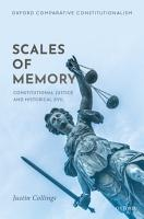 Scales of Memory PDF