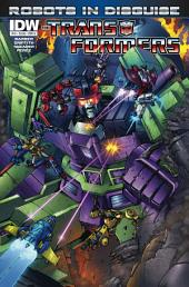 Transformers: Robots in Disguise #16