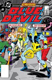 Blue Devil (1984-) #18