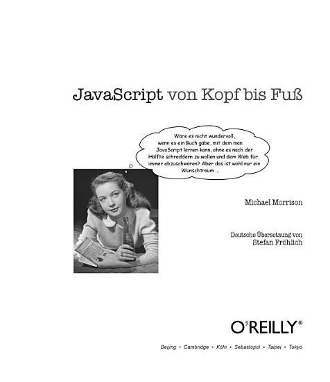 JavaScript von Kopf bis Fu   PDF