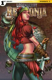 Legenderry: Red Sonja #1
