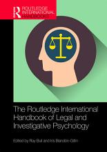 The Routledge International Handbook of Legal and Investigative Psychology PDF
