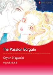 The Passion Bargain: Harlequin Comics