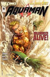 Aquaman (2011- ) #5
