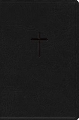 CSB Everyday Study Bible  Black LeatherTouch PDF