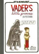 Vader s Little Princess 30 Postcards Book