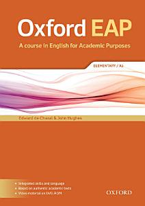 Oxford English for Academic Purposes Elementary Student Book  A2  PDF