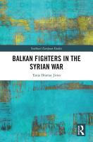 Balkan Fighters in the Syrian War PDF