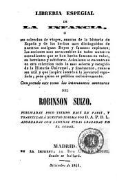 Las Interesantes aventuras del Robinson suizo