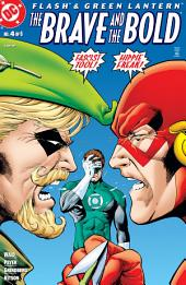 Flash & Green Lantern: The Brave & The Bold (1999-) #4