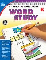 Interactive Notebooks Word Study, Grade K
