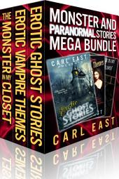 Monster and Paranormal Stories Mega Bundle