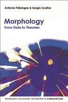 Morphology PDF