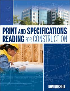 Print and Specifications Reading for Construction Book