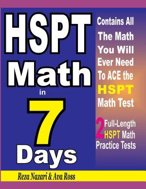 HSPT Math in 7 Days