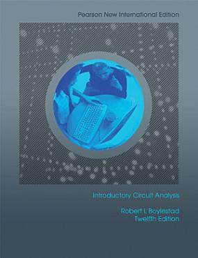Introductory Circuit Analysis  Pearson New International Edition PDF
