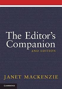 The Editor s Companion Book