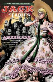 Jack of Fables Vol. 4: Americana