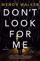 Don t Look for Me PDF