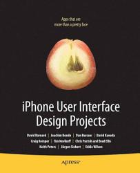 Iphone User Interface Design Projects Book PDF