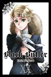 Black Butler: Volume 20