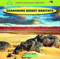 Examining Desert Habitats PDF