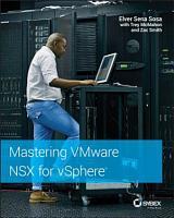 Mastering VMware NSX for vSphere PDF