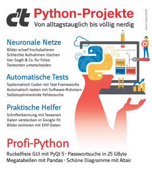 c t Python Projekte PDF
