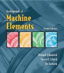 Fundamentals of Machine Elements PDF