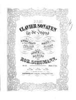 Drei Clavier Sonaten f  r die Jugend PDF