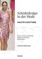 Schnittdesign in der Mode PDF