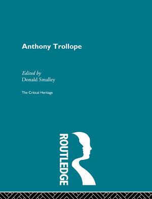 Anthony Trollope PDF
