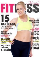 Monthly Fitness; Ocak 2015: Aylık Sağlık, Bakım ve Fitness Dergisi