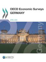 OECD Economic Surveys  Germany 2016 PDF