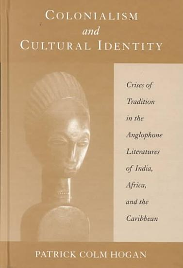 Colonialism and Cultural Identity PDF