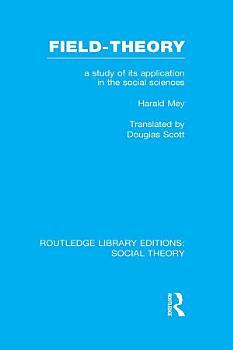 Field theory  RLE Social Theory  PDF