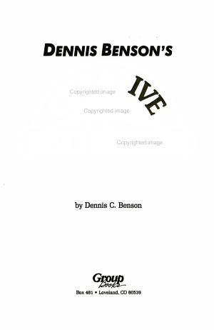 Dennis Benson s Creative Bible Studies