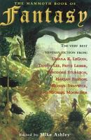 The Mammoth Book of Fantasy PDF