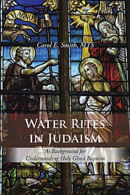 Water Rites in Judaism